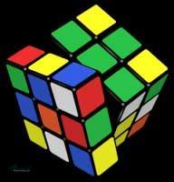 فرمول جدید حل کردن مکعب روبیک
