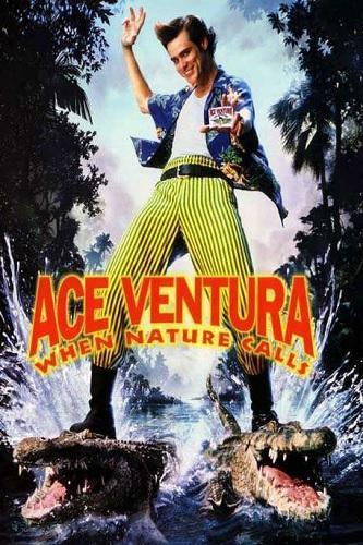 دانلود دوبله فارسی فیلم Ace Ventura: When Nature Calls 1995