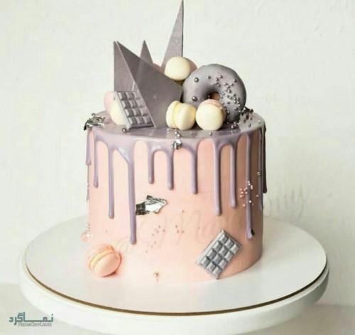 عکس های کیک تولد لاکچری متفاوت