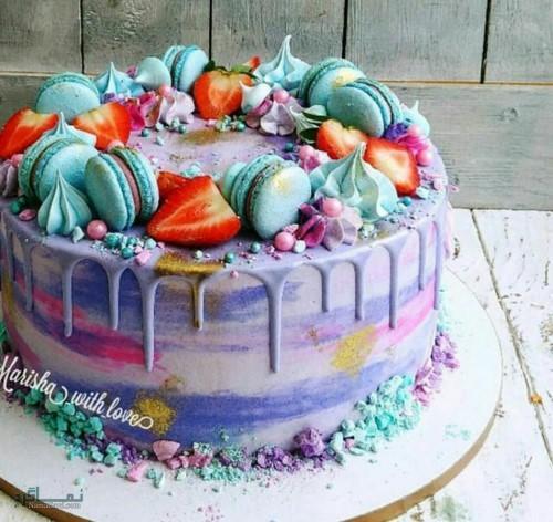عکس های کیک تولد 2021 شیک