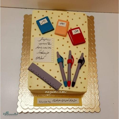 عکس های کیک تولد زیبای شیک