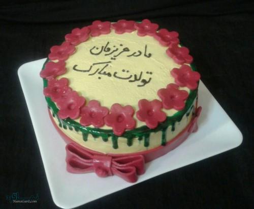 عکس های کیک تولد لاکچری شیک