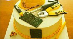 عکس کیک تولد جدید و شیک + انواع کیک تولد ناب جدید (۳)