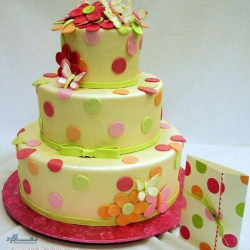 عکس های کیک تولد زیبای متفاوت