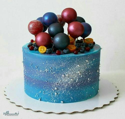 عکس کیک تولد جدید پسرانه