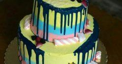 عکس کیک تولد زیبا + انواع کیک های تولد ناب جدید ۲۰۲۰