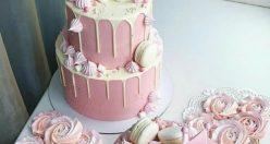 عکس کیک تولد جدید ۲۰۲۱ + انواع کیک تولد ناب جدید (۸)