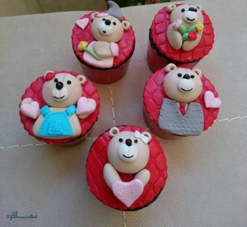 عکس کیک تولد جدید 2021