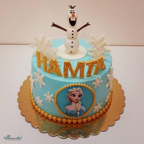 عکس کیک تولد جدید مردانه