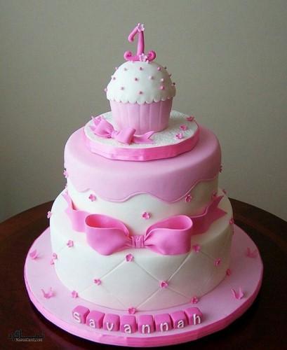 عکس کیک تولد زیبا