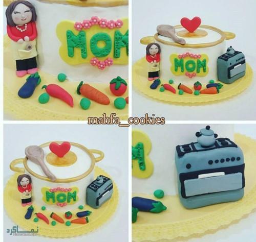 عکس های کیک تولد خاص متفاوت