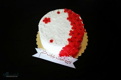 عکس های کیک تولد دخترونه جذاب