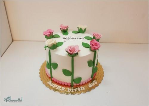 عکس های کیک تولد زنانه شیک