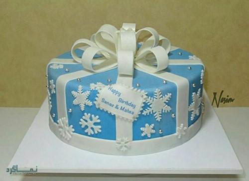 عکس های کیک تولد پسرانه شیک