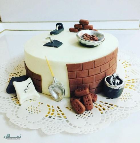 عکس های کیک تولد خاص شیک