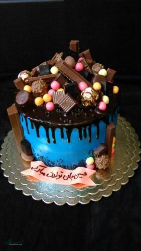 عکس های کیک تولد خاص باکلاس