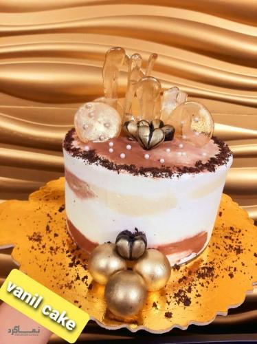 عکس های کیک تولد مردانه شیک