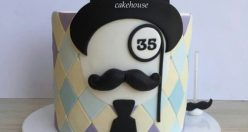 عکس کیک تولد خاص دخترونه + مدل های کیک تولد شیک باکلاس (۱۰)