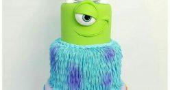 عکس کیک تولد خاص پسرانه + مدل های کیک تولد شیک باکلاس (۶)