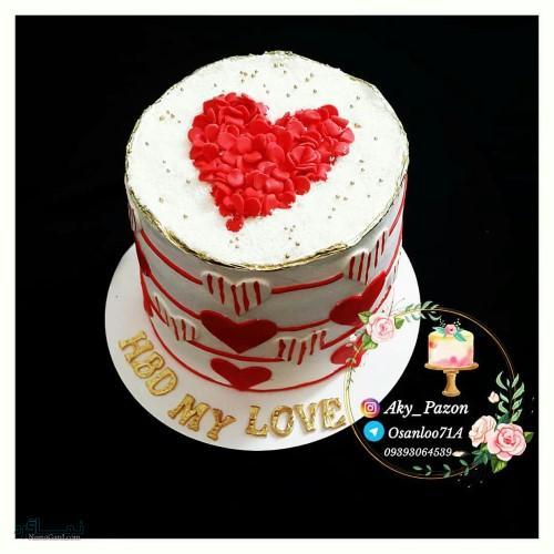 عکس های کیک تولد دخترونه جدید