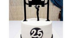 عکس کیک تولد خاص عاشقانه + مدل های کیک تولد شیک باکلاس (۵)