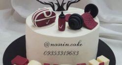 عکس کیک تولد خاص مردانه + مدل های کیک تولد شیک باکلاس (۸)