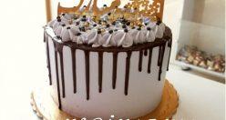 مدل عکس کیک تولد خاص + مدل های کیک تولد شیک باکلاس (۴)