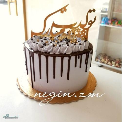 مدل عکس کیک تولد خاص