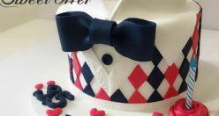 عکس کیک تولد دخترونه خاص + مدل های کیک تولد شیک باکلاس (۹)