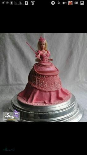 عکس کیک تولد زنانه خاص