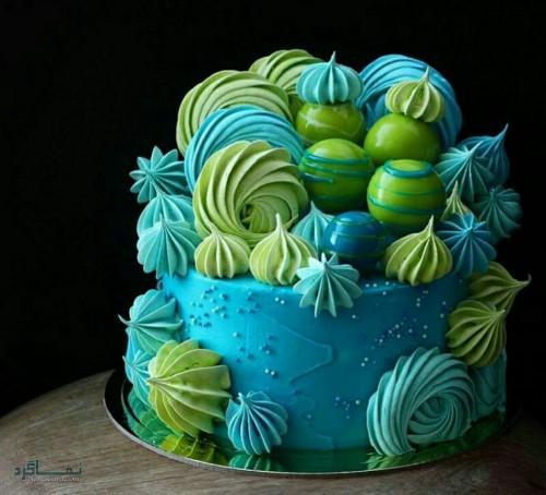 عکس کیک تولد خاص و شیک
