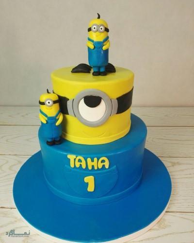 عکس کیک تولد خاص پسرانه