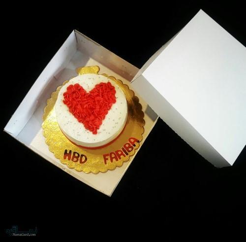 عکس کیک تولد دخترونه خاص