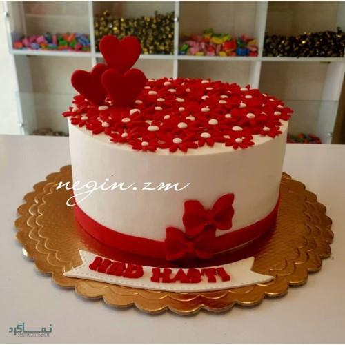 عکس های کیک تولد دخترانه جذاب