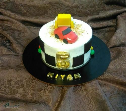 عکس های کیک تولد مردانه قشنگ