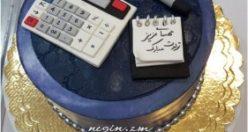 عکس کیک تولد پسرانه جوان لاکچری + مدل های زیبا و شیک کیک تولد (۴)