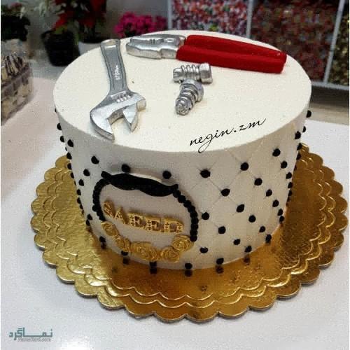 عکس های کیک تولد زنانه خاص