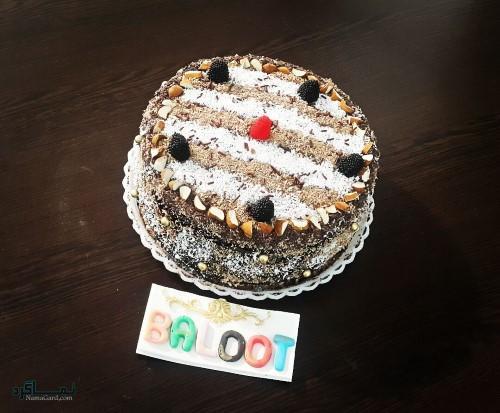 عکس های کیک تولد زنانه باکلاس