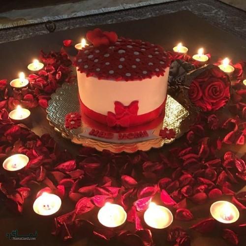 عکس های کیک تولد لاکچری زیبا