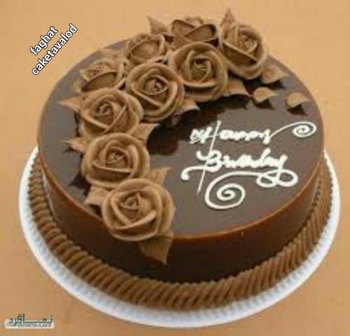 عکس های کیک تولد مردانه باکلاس