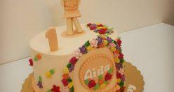 عکس کیک تولد خاص + مدل های زیبا و شیک کیک تولد ۱۳۹۹