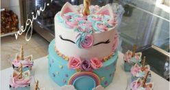 عکس کیک تولد پسرانه لاکچری + مدل های زیبا و شیک کیک تولد (۹)