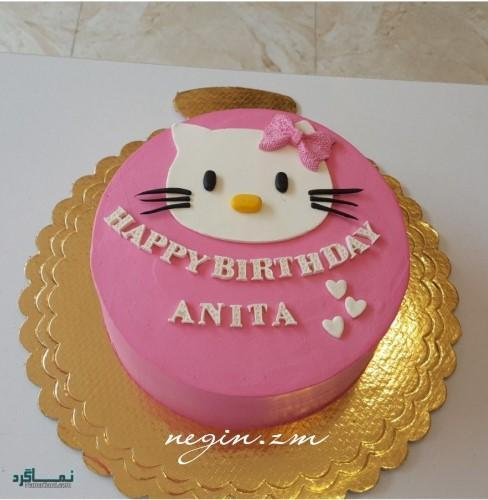 عکس کیک تولد پسرانه لاکچری