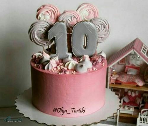 عکس کیک تولد خاص