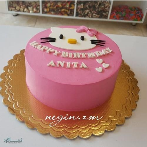 عکس های کیک تولد شیک جذاب
