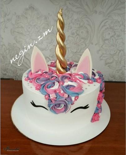 عکس های کیک تولد شیک و متفاوت