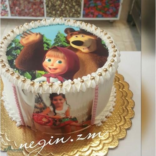 عکس های کیک تولد شیک قشنگ
