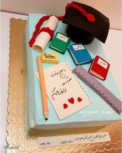 عکس های کیک تولد دخترانه زیبا