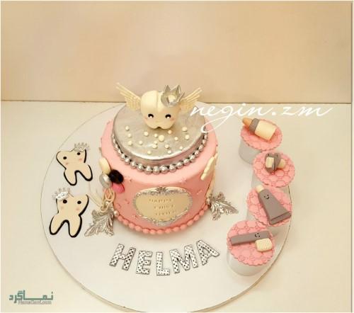 عکس های کیک تولد دخترانه متفاوت