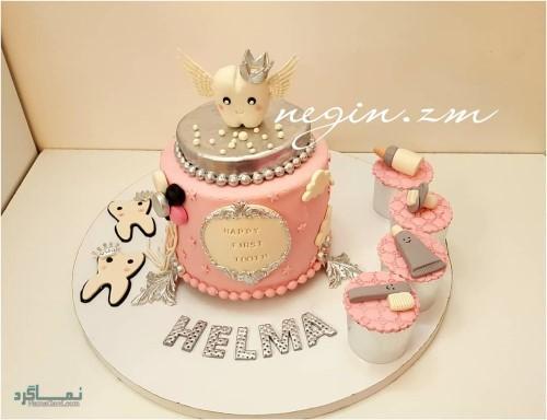 عکس های کیک تولد شیک و جدید